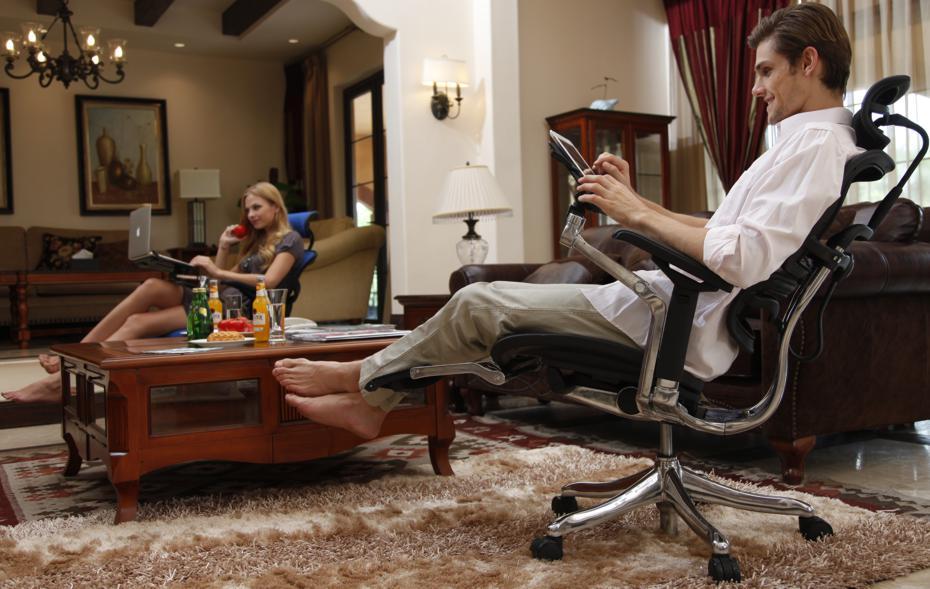 Компьютерное кресло для дома